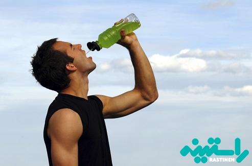 نوشیدنی ورزشی