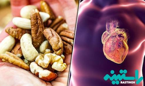 تاثیر أجیل بر بیماری قلبی
