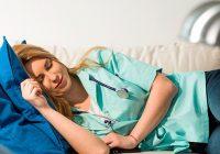 ترفند های تنظیم خواب پرستاران
