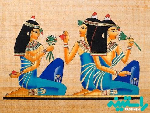 آرایش مصری