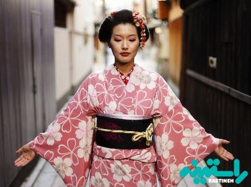 خانم های ژاپنی