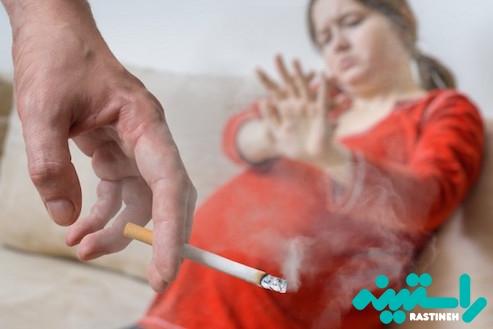 ضررهای سیگار در بارداری