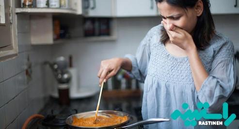 غذا درست کردن در بارداری