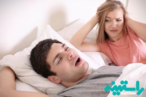 صحبت کردن در خواب