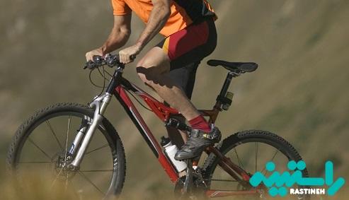 دوچرخه سواری بصورت ایستاده