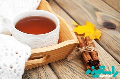 فواید چای دارچین