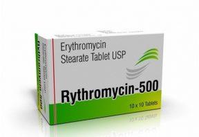موارد مصرفاریترومایسین