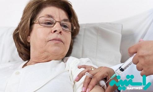 تزریق آنتی توکسین