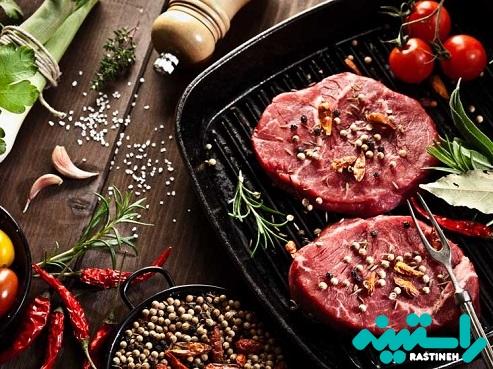 گوشت سالم