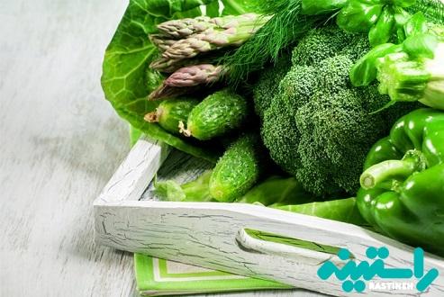 سبزیجات بیشتری مصرف کنید