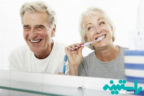 بهبود سلامت دهان و دندان