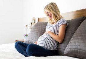 احساس بهتر در دوران بارداری