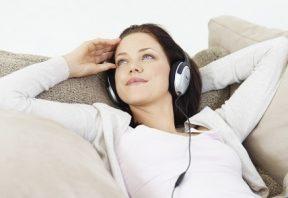 تاثیر آهنگ بر استرس و اضطراب