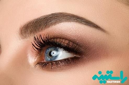 چشمانی آبی
