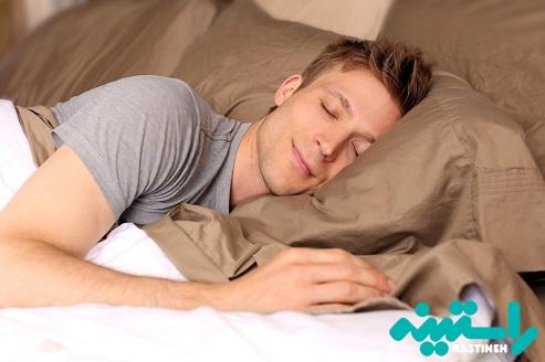 خواب شبانه خوب