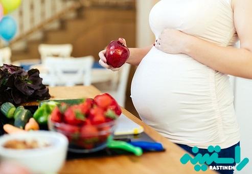 داشتن رژیم غذایی سالم