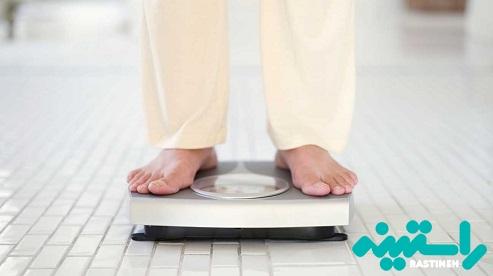 وزن کم کنید.