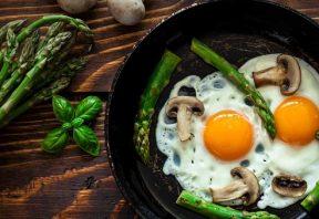 مصرف بیش از حد تخم مرغ