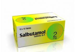 سالبوتامول (آلبوترول)
