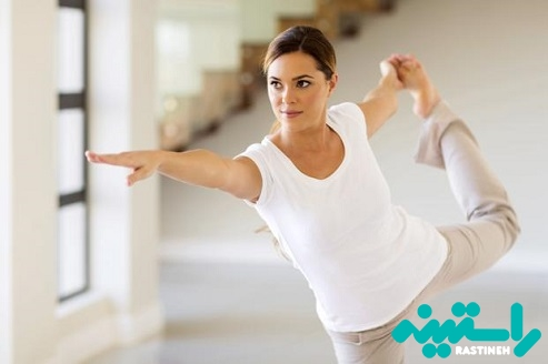 از نظر بدنی، فعال بمانید