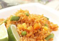 برنج مکزیکی