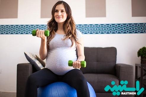 تناسب اندام در دوران بارداری