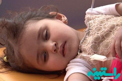 علائم و نشانه های وبا در کودکان