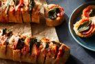 طرز تهیه نان پیتزای هسل بک