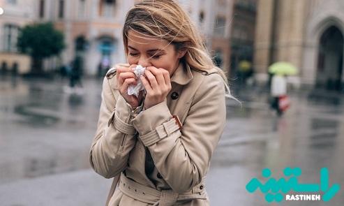 زمان اوج آنفولانزا