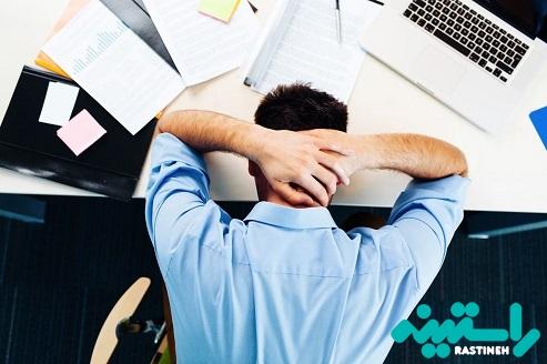 کاهش میزان استرس