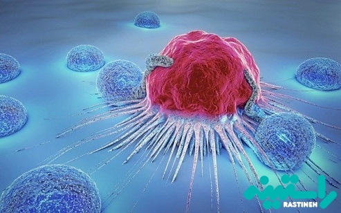 سرکوب رشد سلول های سرطانی