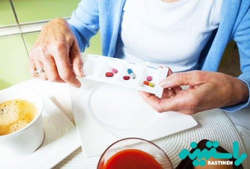 مصرف استاتین ها در افراد سالخورده