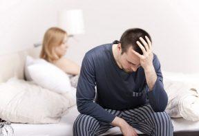 آمیزش جنسی دردناک در مردان