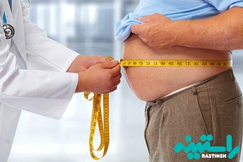تاثیر چاقی بر سلامت جنسی مردان