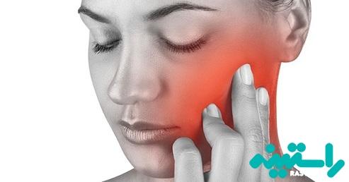 سردرد ناشی از اختلالات مفصل گیجگاهی ــ فکی