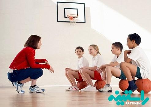 کلاس های ورزشی