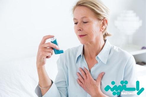آسم در سالمندان