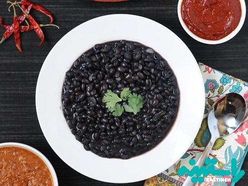 ارزش غذایی و خواص لوبیا سیاه