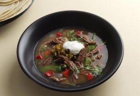 خوراک معطر گوشت گاو ریشریش