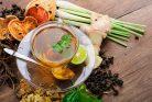 اجزای مختلف گیاهان برای تهیه دمنوش