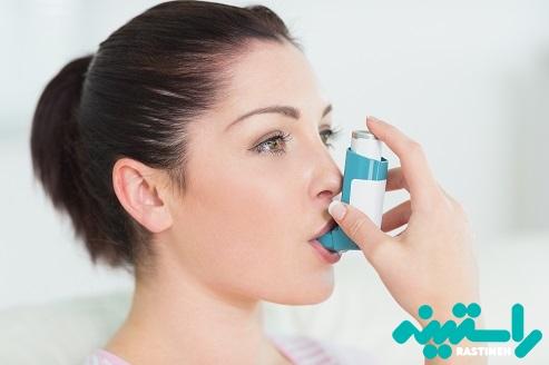 پیشگیری از آسم