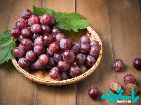 فواید سلامتی انگور