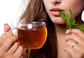 چای سبز بدون کافئین