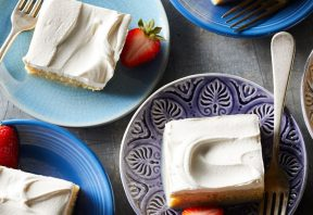 کیک تِرِس لِچِس (کیک سه شیر)