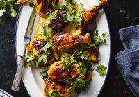 مرغ کبابی ایرانی