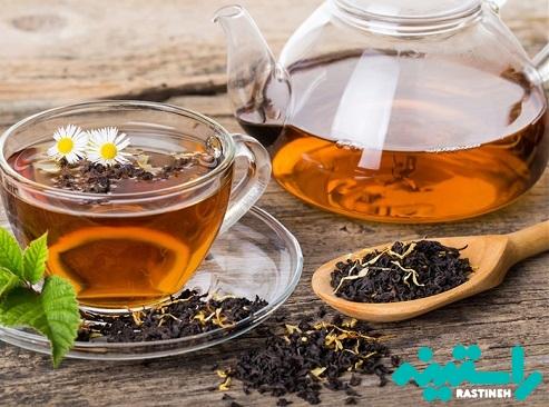 خواص چای سیلان