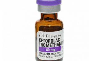 کتورولاک ترومتامین