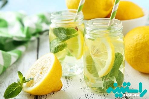 حقایق تغذیه ای آب لیمو