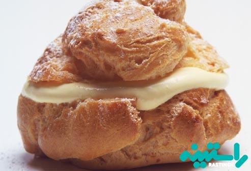 استافیلوکوک: ساندویچها، سالادها، شیرینیها