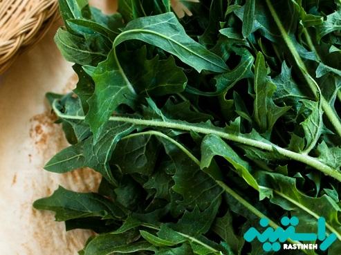 سبزیجات قاصدک